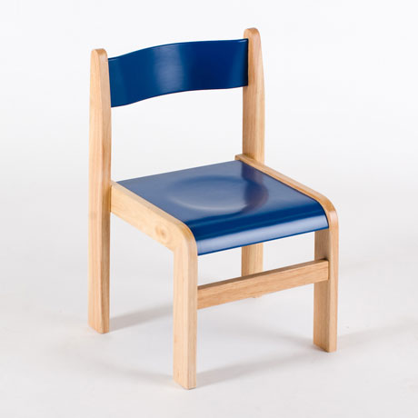 Pack of 2 Tuf Class Wooden Chair Blue,classroom chairs ...